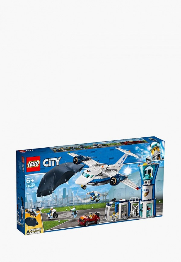Конструктор City LEGO LEGO MP002XB00C9T все цены