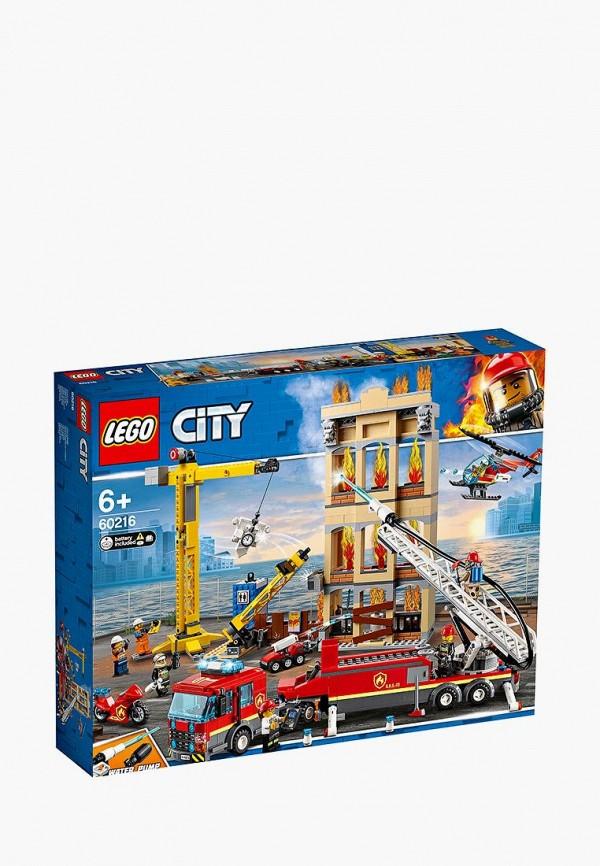 Конструктор City LEGO LEGO MP002XB00C9U lego lego city 60090 глубоководный скутер