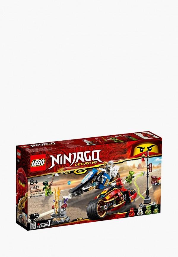 Конструктор NINJAGO LEGO LEGO MP002XB00C9V стоимость