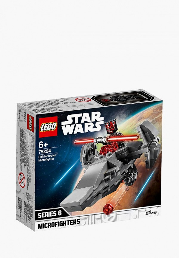 Конструктор Star Wars LEGO LEGO MP002XB00C9Y цена
