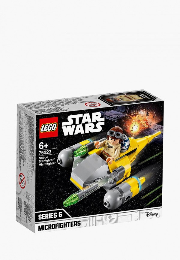 Конструктор Star Wars LEGO LEGO MP002XB00C9Z конструктор lego star wars сержант джин эрсо 75119