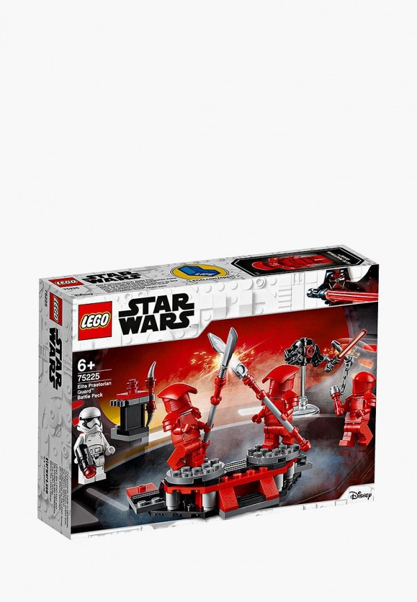 Конструктор Star Wars LEGO LEGO MP002XB00CA0 конструктор lego star wars сержант джин эрсо 75119