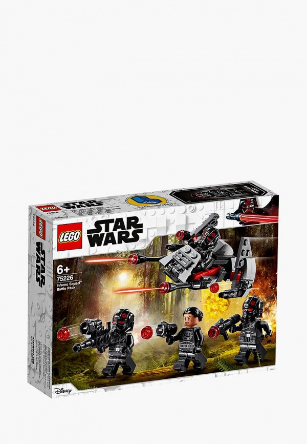 Конструктор Star Wars LEGO LEGO MP002XB00CA1 конструктор lego star wars сержант джин эрсо 75119
