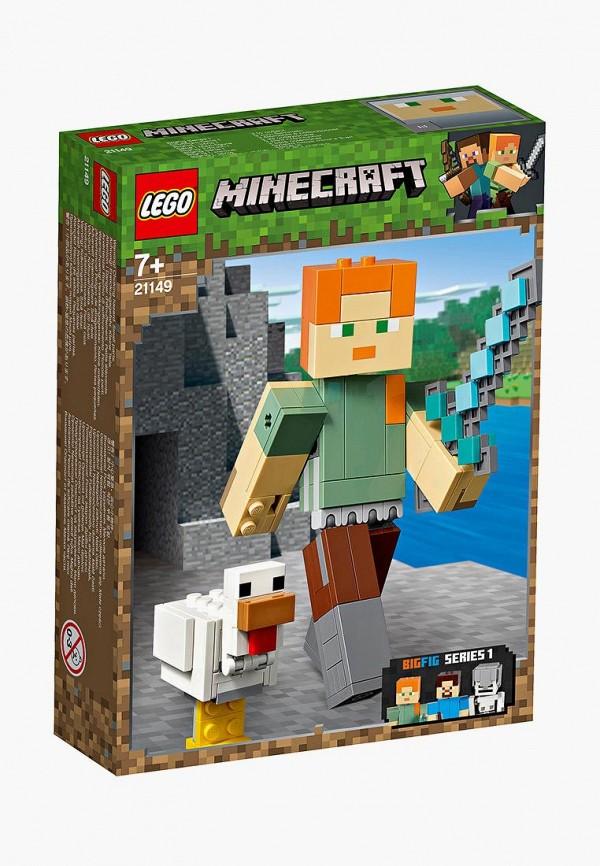 Конструктор Minecraft LEGO LEGO MP002XB00CA5 цены онлайн