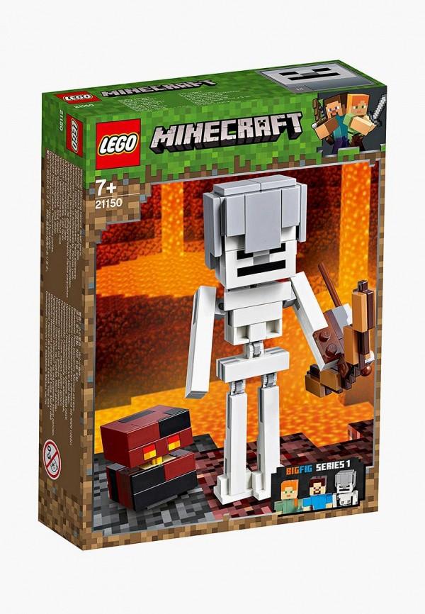 Конструктор Minecraft LEGO LEGO MP002XB00CA6 конструктор lego minecraft последняя битва 222 дет 21151