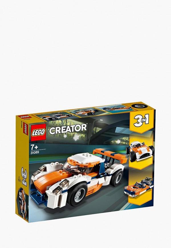 Конструктор Creator LEGO LEGO MP002XB00CA9 lego lego creator 31028 гидроплан