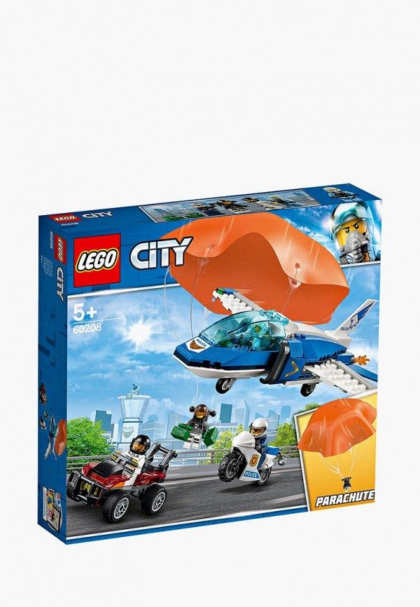 Конструктор City LEGO LEGO MP002XB00CAE все цены