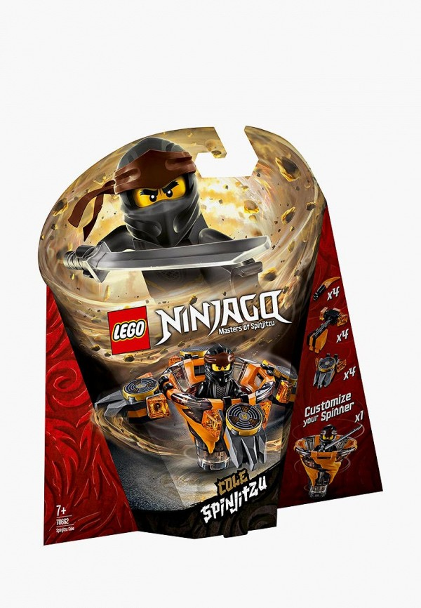 цены на Конструктор NINJAGO LEGO LEGO MP002XB00CAI  в интернет-магазинах