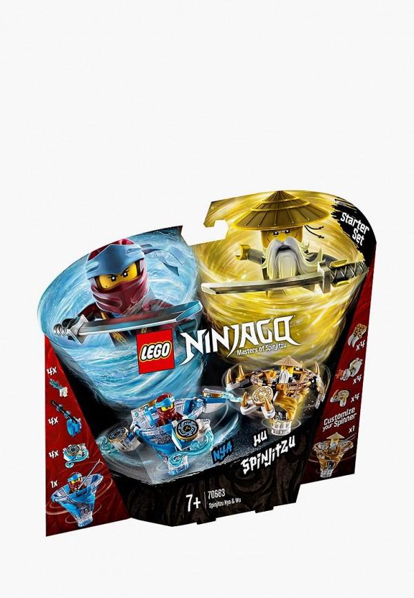 Конструктор NINJAGO LEGO LEGO MP002XB00CAJ цены