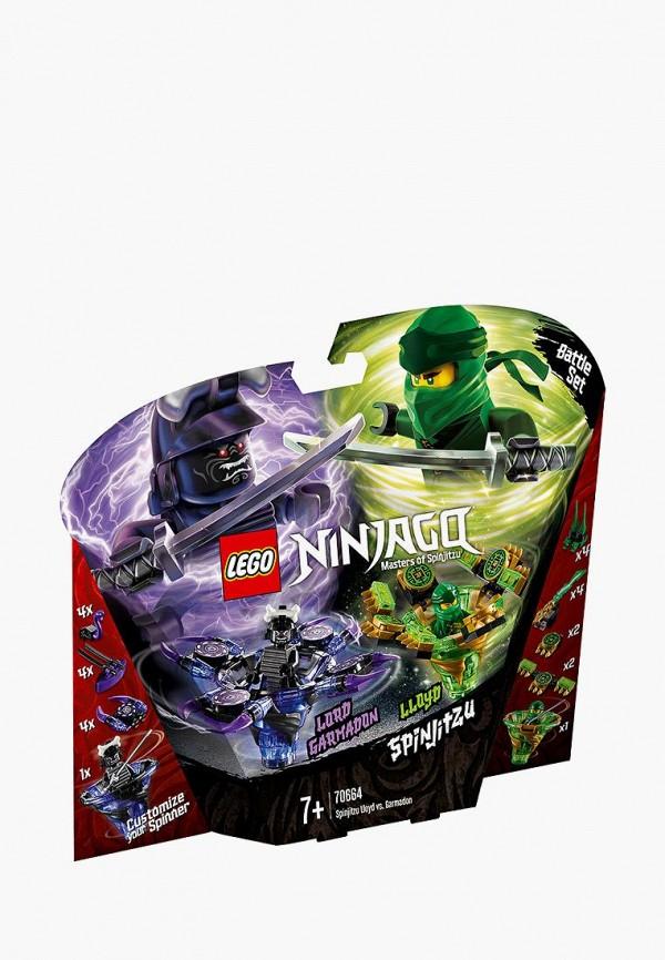 цены на Конструктор NINJAGO LEGO LEGO MP002XB00CAK  в интернет-магазинах