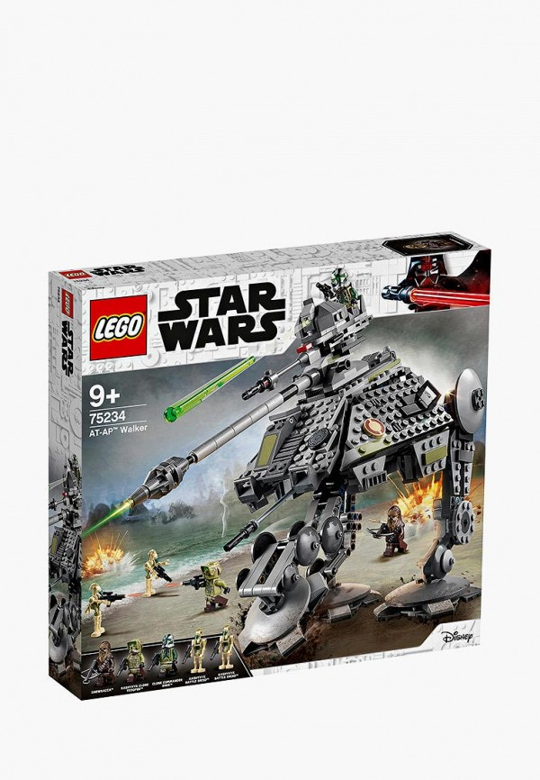 Конструктор Star Wars LEGO LEGO MP002XB00CAQ конструктор lego star wars сержант джин эрсо 75119