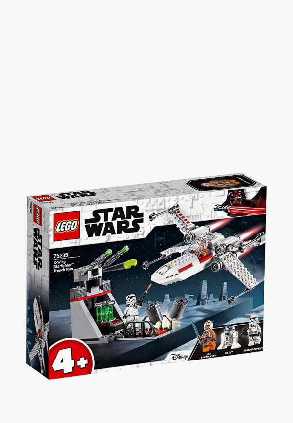 Конструктор Star Wars LEGO LEGO MP002XB00CAR конструктор lego star wars сержант джин эрсо 75119