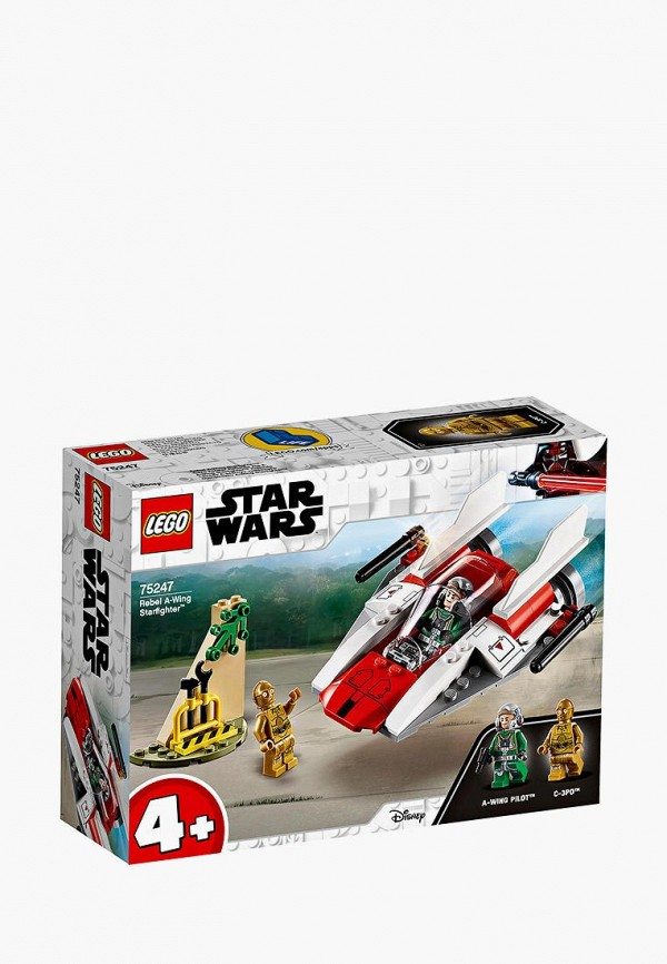 Конструктор Star Wars LEGO LEGO MP002XB00CAW медиа lego star wars iii the clone wars classics