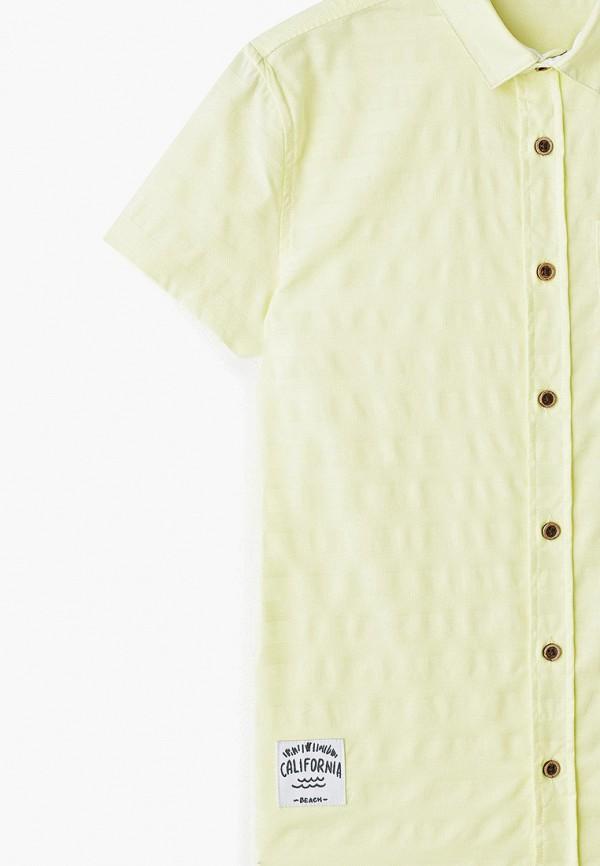 Фото 3 - Рубашку Infunt желтого цвета