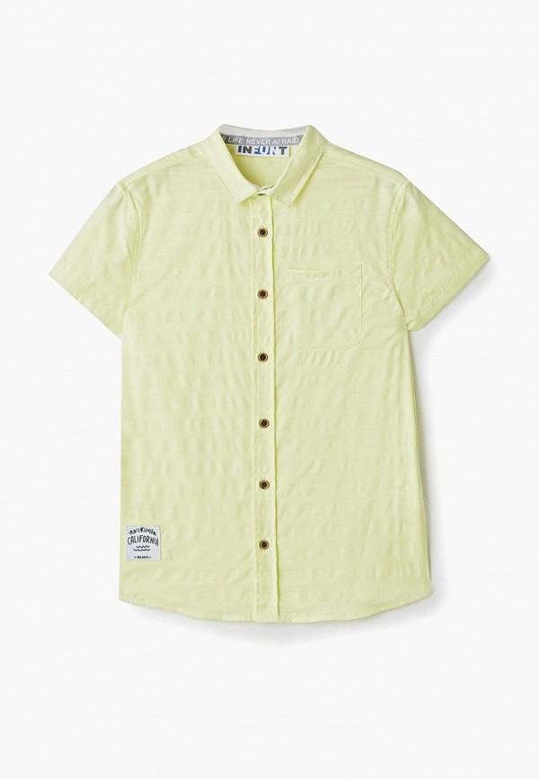 Фото - Рубашку Infunt желтого цвета