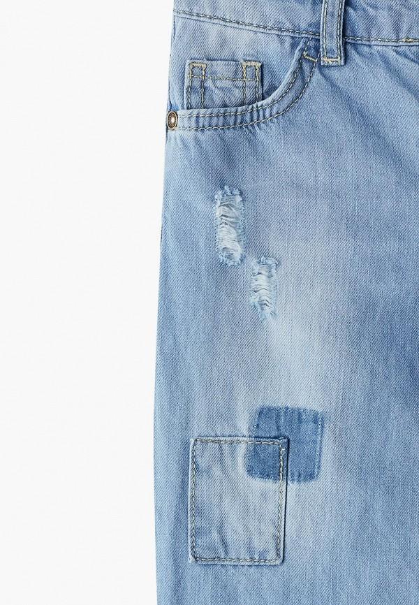 Шорты для мальчика джинсовые LC Waikiki цвет голубой  Фото 3
