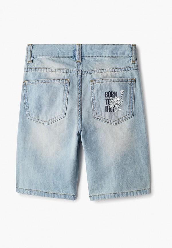 Шорты для мальчика джинсовые LC Waikiki цвет голубой  Фото 2