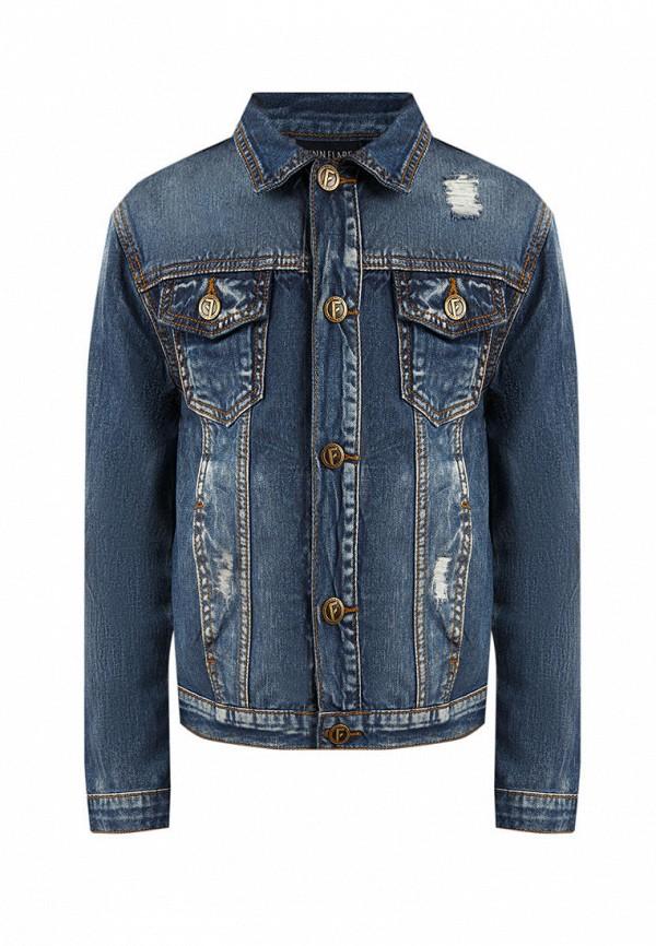 куртка finn flare для мальчика, синяя