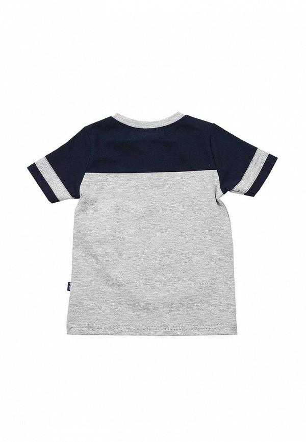 Футболка для мальчика Mini Maxi цвет серый  Фото 2