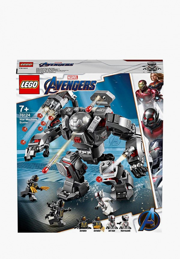Конструктор Marvel Super Heroes LEGO LEGO MP002XB00CNE конструктор lego super heroes тор против локи 79 элементов 76091