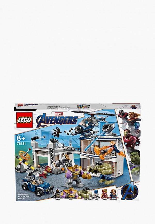 Конструктор Marvel Super Heroes LEGO LEGO MP002XB00CNJ конструктор lego super heroes тор против локи 79 элементов 76091