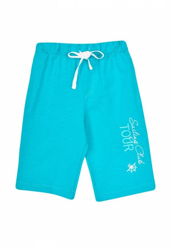 шорты фламинго текстиль для мальчика, голубые