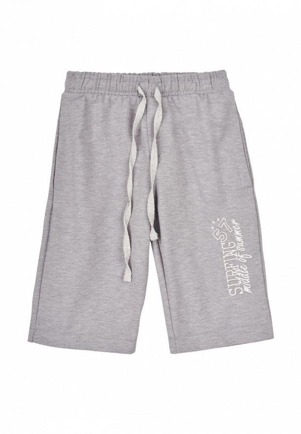 шорты фламинго текстиль для мальчика, серые