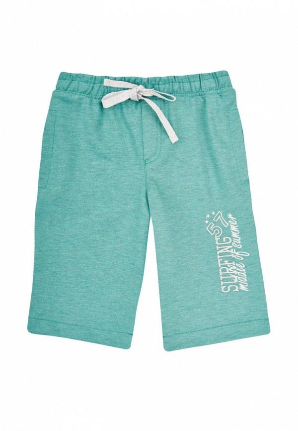 шорты фламинго текстиль для мальчика, бирюзовые