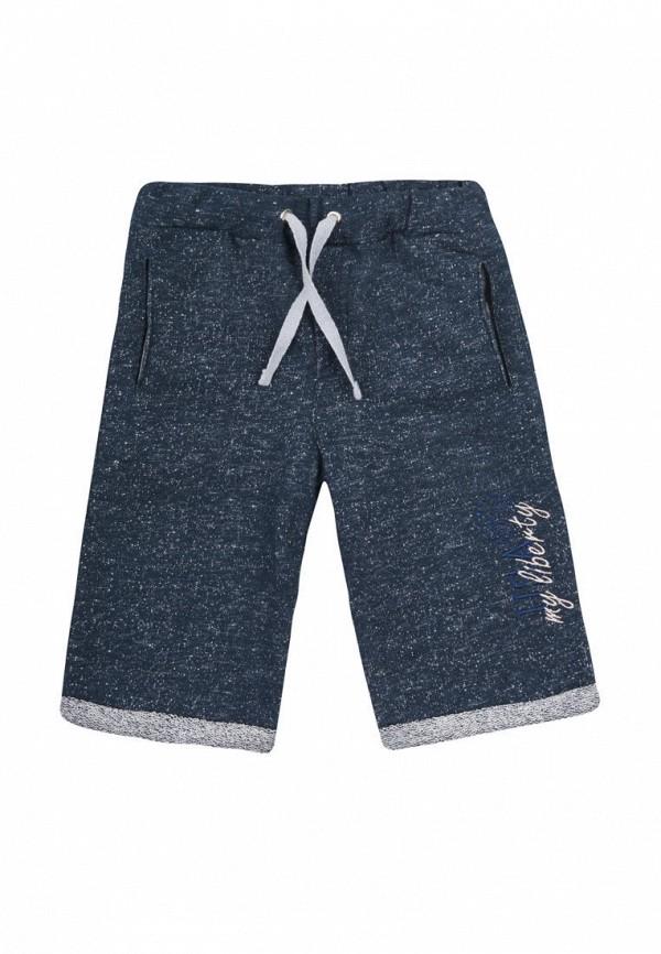 шорты фламинго текстиль для мальчика, синие