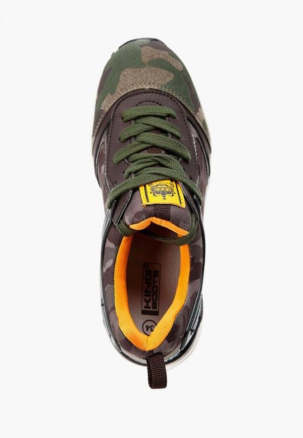 Фото 4 - Кроссовки King Boots разноцветного цвета