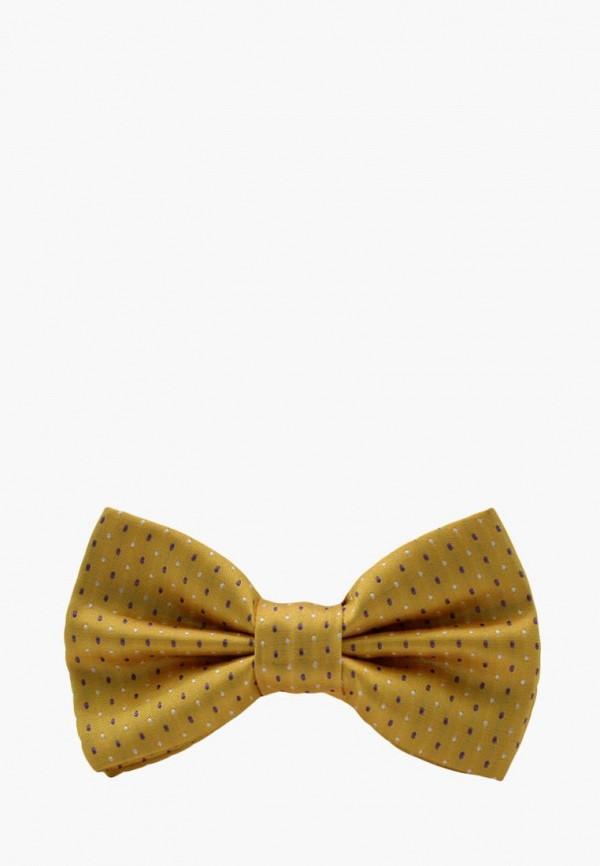 галстуки и бабочки stilmark для мальчика, желтые