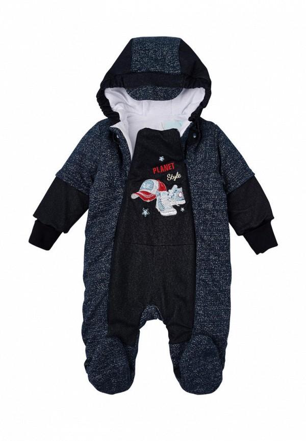 комбинезоны и костюмы ля-ля для мальчика, синие