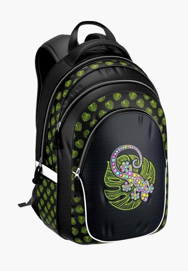 рюкзак erichkrause® для мальчика, черный