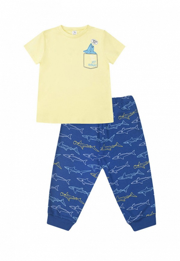 Пижама Crockid Crockid MP002XB00CY3 футболка crockid crockid mp002xb00beu