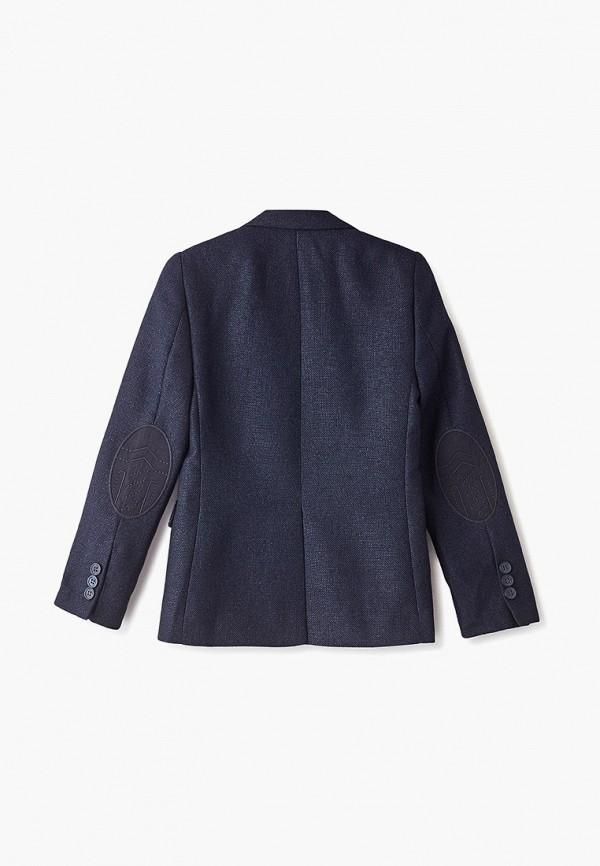 Пиджак для мальчика MiLi цвет синий  Фото 2