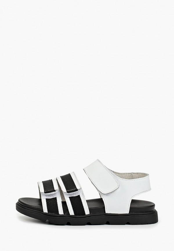 туфли vitacci для мальчика, белые