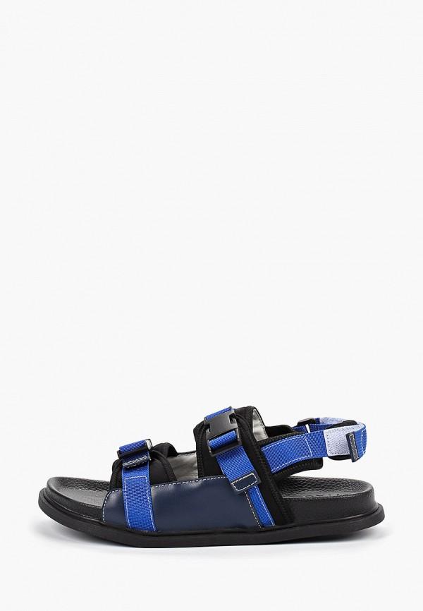 сандалии vitacci для мальчика, синие
