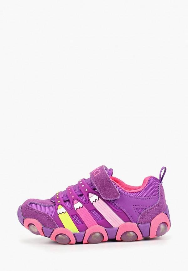 кроссовки vitacci для мальчика, фиолетовые