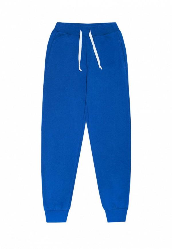 спортивные брюки crockid для мальчика, синие