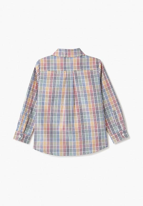 Фото 2 - Рубашку Bubble's Magic разноцветного цвета