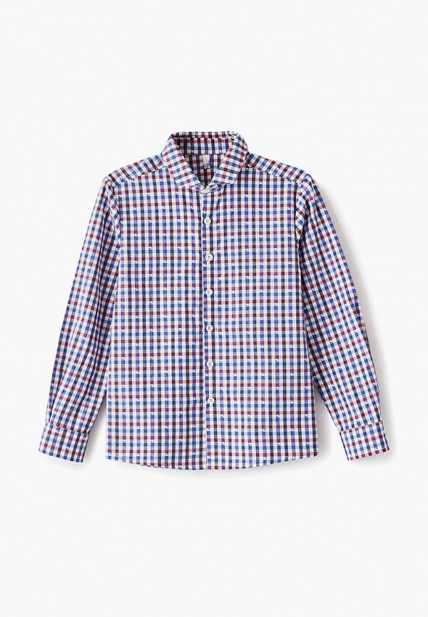 рубашка tforma для мальчика, разноцветная