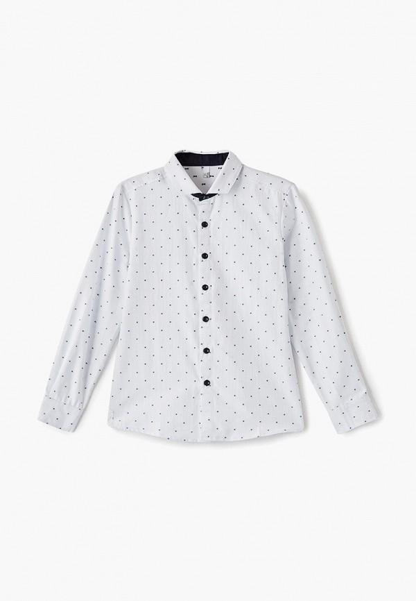 рубашка tforma для мальчика, белая