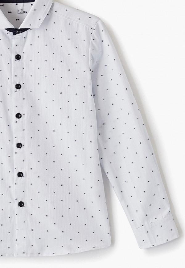Рубашка для мальчика Tforma цвет белый  Фото 3