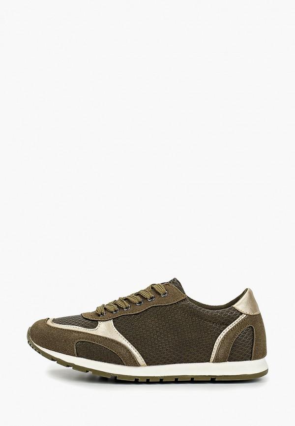 ботинки vitacci для мальчика, зеленые