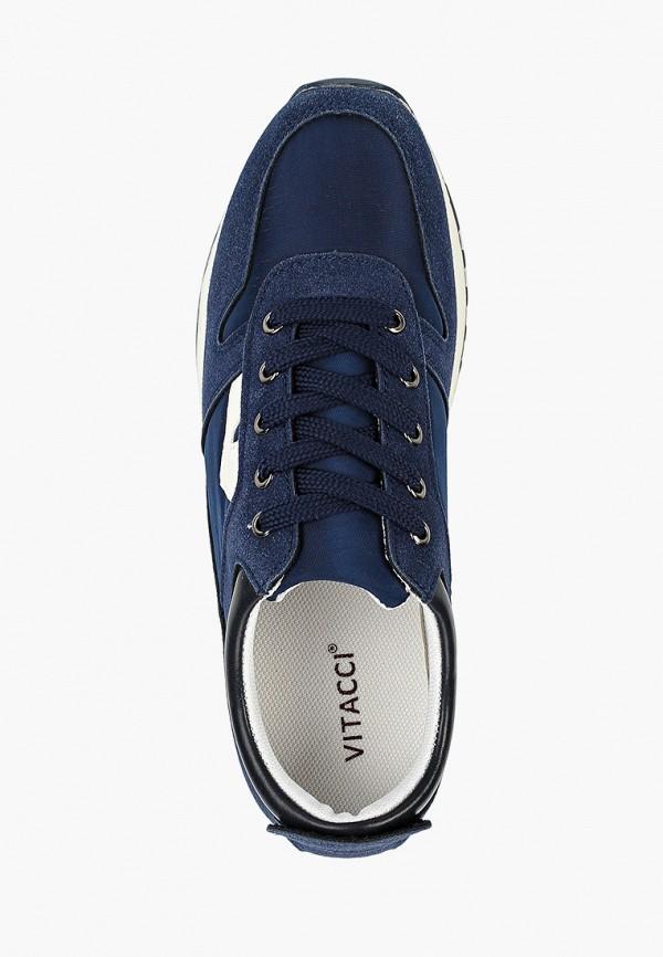 Кроссовки для мальчика Vitacci цвет синий  Фото 4