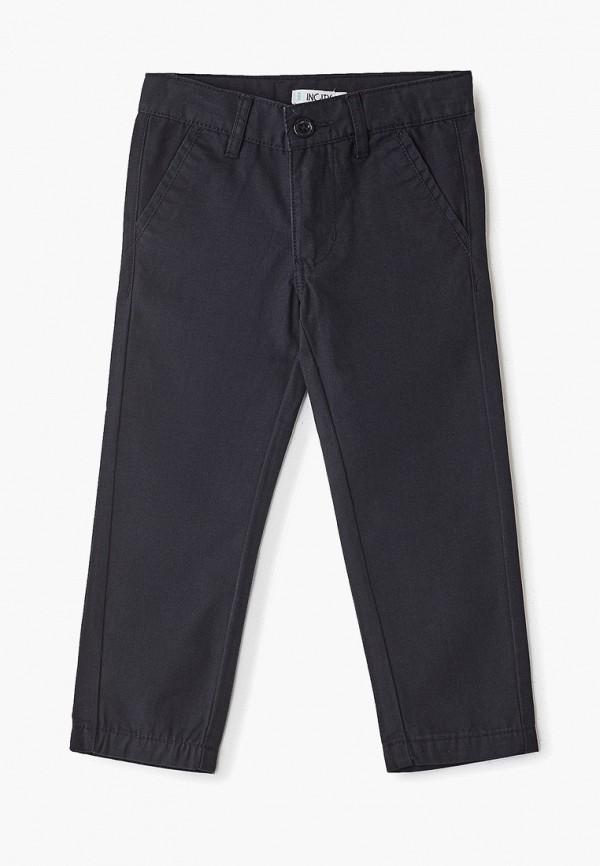 брюки incity для мальчика, черные