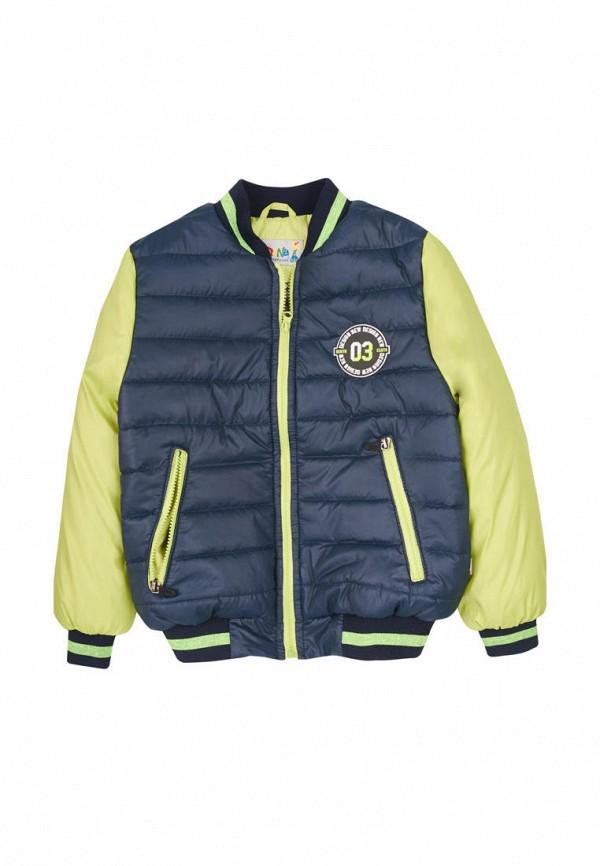 куртка dana-kids для мальчика, синяя
