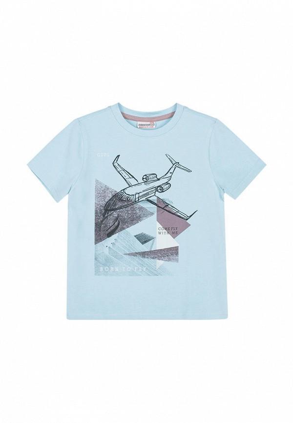Футболка Coccodrillo Coccodrillo MP002XB00DE1 coccodrillo coccodrillo футболка розовая