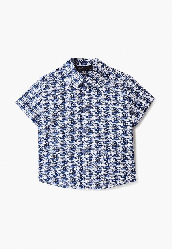 Рубашка для мальчика DanMaralex цвет синий