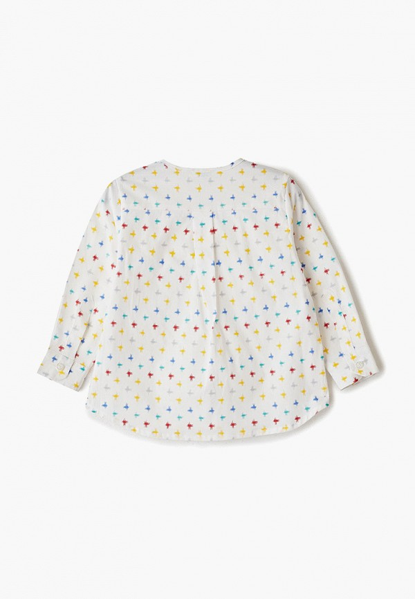 Рубашка для мальчика Bubble's Magic цвет белый  Фото 2